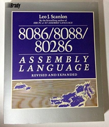9780132469197: 8086/8088/80286 Assembly Language