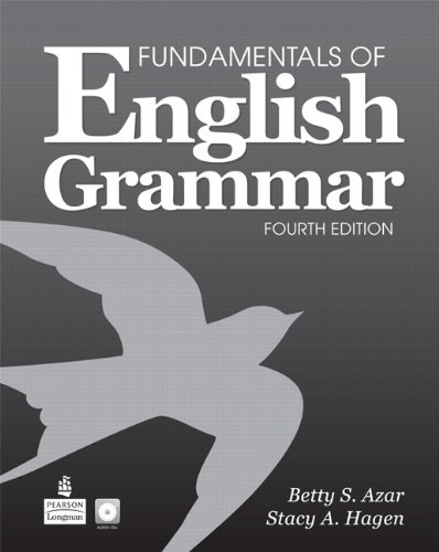 9780132469326: Fundamentals of English Grammar with Audio CDs, Without Answer Key