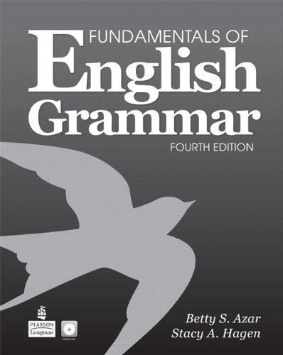 Fundamentals of English Grammar with Audio CDs,: Betty Schrampfer Azar,
