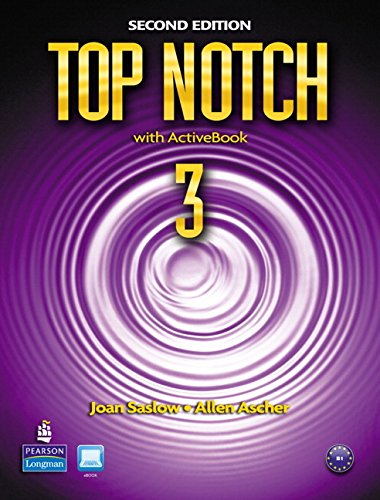 9780132469876: Top Notch 3 with ActiveBook, 2nd Edition