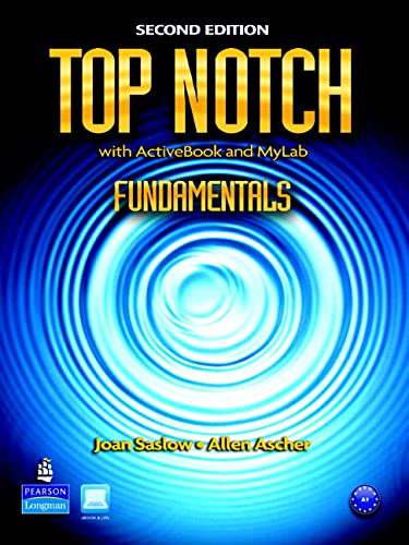 9780132469883: Top Notch Fundamentals with ActiveBook and MyEnglishLab (2nd Edition)