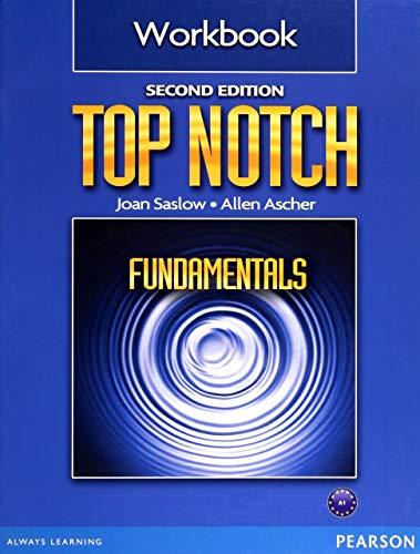 9780132469913: Top Notch Fundamentals Workbook, Second Edition