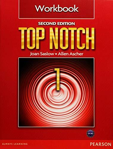 9780132470414: Top Notch 1 Workbook, 2nd Edition