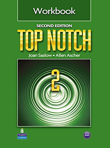 9780132470520: Top Notch 2 Workbook