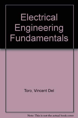 9780132470568: Electrical engineering fundamentals