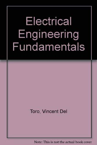 9780132470568: Electrical Engineering Fundamentals