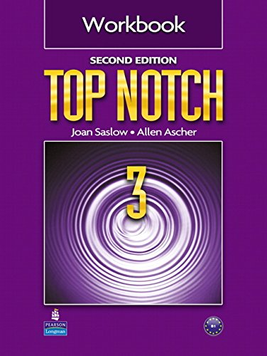 9780132470759: Top Notch 3 Workbook