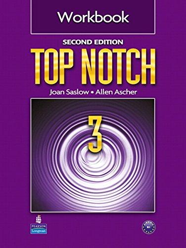 9780132470759: Top Notch 3 Workbook: 3