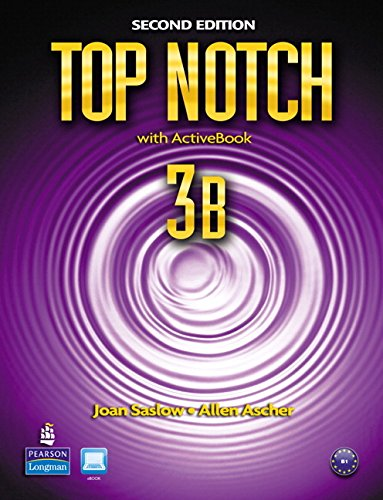 9780132470766: Top Notch 3B Split: Student Book with ActiveBook and Workbook