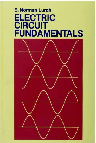9780132471893: Electric Circuit Fundamentals
