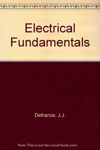 9780132472623: Electrical Fundamentals