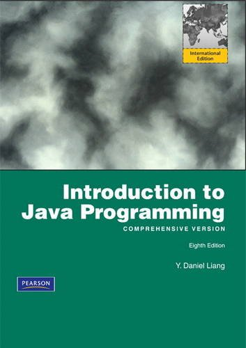 9780132472753: Introduction to Java Programming, Comprehensive