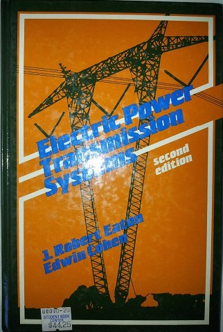 9780132473385: Electric Power Transmission Systems, 2nd Edition