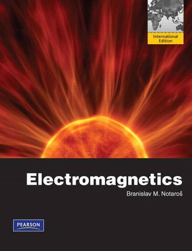 9780132473644: Electromagnetics: International Version