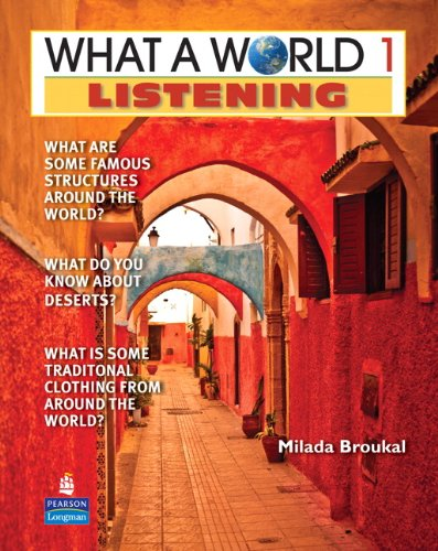 9780132473897: What a World Listening 1: Amazing Stories from Around the Globe