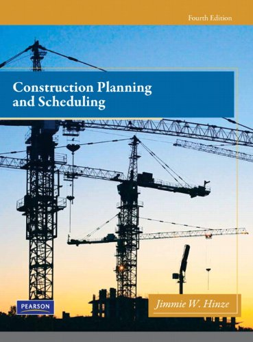 9780132473989: Construction Planning and Scheduling