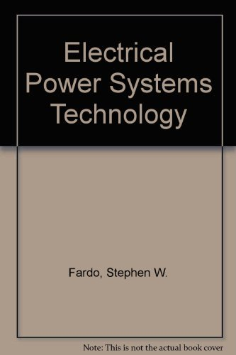 9780132474047: Electrical Power Systems Technology