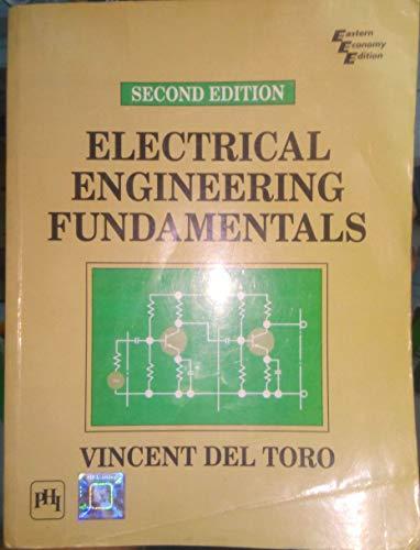 9780132475525: Electrical Engineering Fundamentals