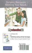 9780132476751: MyEducationKit with Pearson eText -- Standalone Access Card -- for Transforming Learning with New Technologies