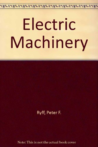 9780132476935: Electric Machinery