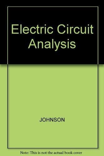9780132477192: Electric Circuit Analysis