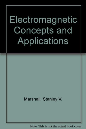 9780132478427: Electromagnetic Concepts and Applications