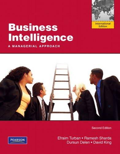 9780132478823: Business Intelligence: International Edition