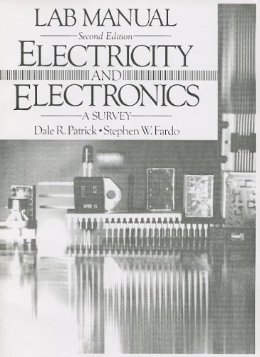 Electricity & Electronics 9780132478915 lab manual for Electricity & electronics