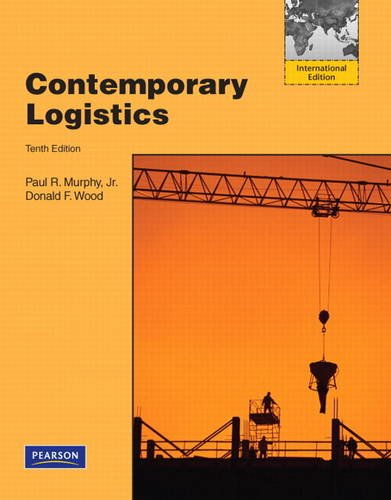 9780132479035: Contemporary Logistics: International Edition