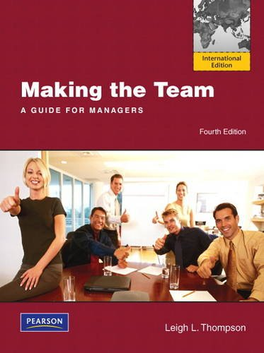 9780132479042: Making the Team