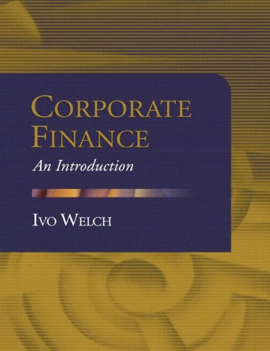 9780132479622: Corporate Finance: An Introduction & MyFinance Student Access Code Card