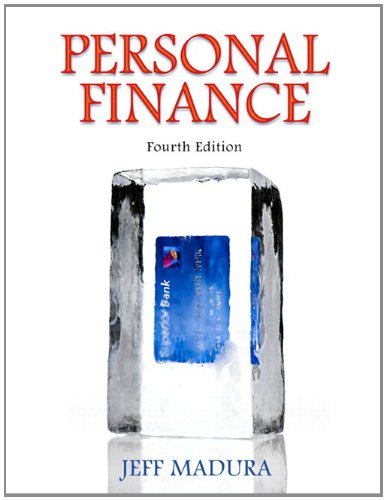 9780132479653: Personal Finance & MyFinanceLab with Pearson eText Student Access Code Card Package (4th Edition)