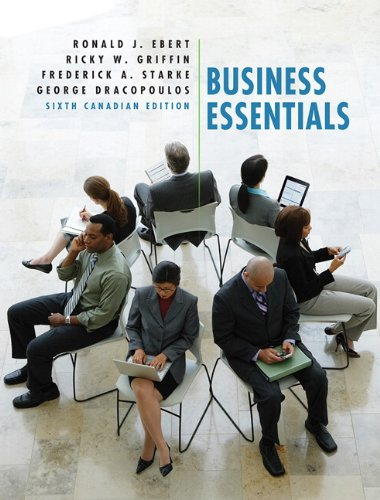 9780132479769: Business Essentials, Sixth Canadian Edition, with MyBusinessLab (6th Edition)