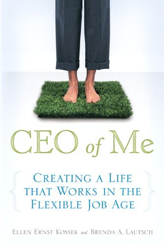 9780132480581: CEO of Me: Creating a Life That Works in the Flexible Job Age (paperback)