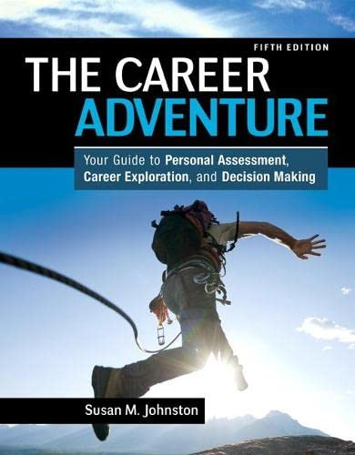 9780132481199: The Career Adventure: Your Guide to Personal Assessment, Career Exploration, and Decision Making (5th Edition)