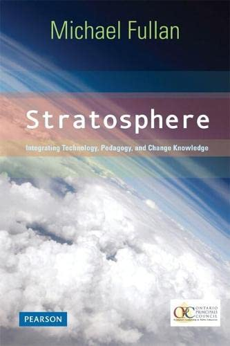9780132483148: Stratosphere: Integrating Technology, Pedagogy, and Change Knowledge