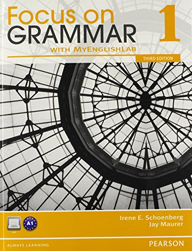 9780132484121: Focus on Grammar 1 with MyEnglishLab