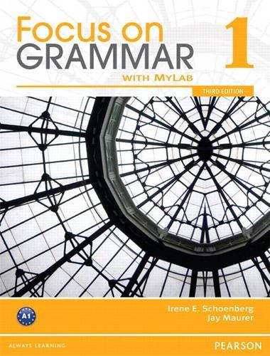 9780132484169: MyEnglishLab: Focus on Grammar 1 (student Access Code)