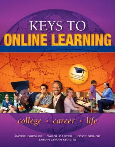 9780132484596: Keys to Online Learning