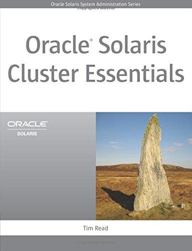 9780132486224: Oracle Solaris Cluster Essentials (Oracle Solaris System Administration Series)
