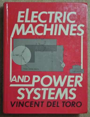 9780132487092: Electric Machines and Power Systems