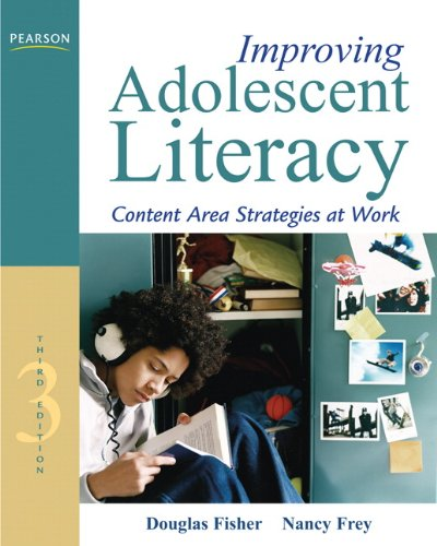 9780132487122: Improving Adolescent Literacy: Content Area Strategies at Work (3rd Edition)