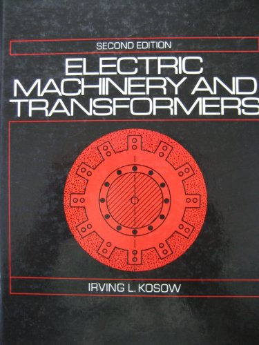 9780132487337: Electric Machinery and Transformers