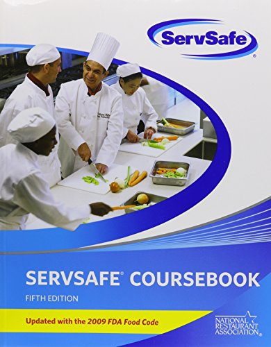 9780132488099: FoodSafetyPrep powered by ServSafe (Access Card) with ServSafe CourseBook with Online Exam Voucher 5th Edition, Updated with 2009 FDA Food Code (5th Edition)