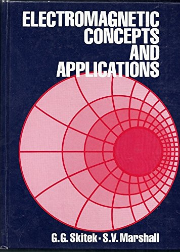 9780132489638: Electromagnetic Concepts and Applications