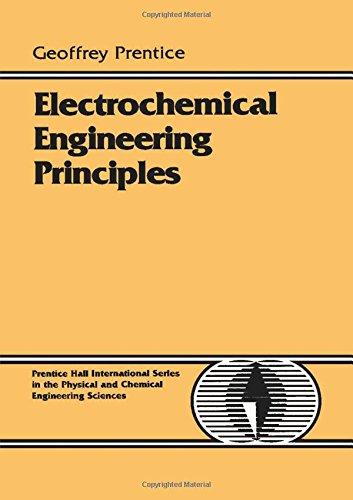 9780132490382: Electrochemical Engineering Principles