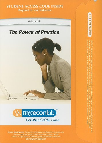 9780132491181: MyEconLab with Pearson eText -- Access Card -- for The Economics of Money, Banking and Financial Markets Business School Edition (MyEconLab (Access Codes))