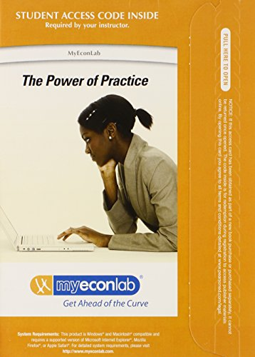 9780132491358: MyEconLab with Pearson eText -- Access Card -- for Microeconomics