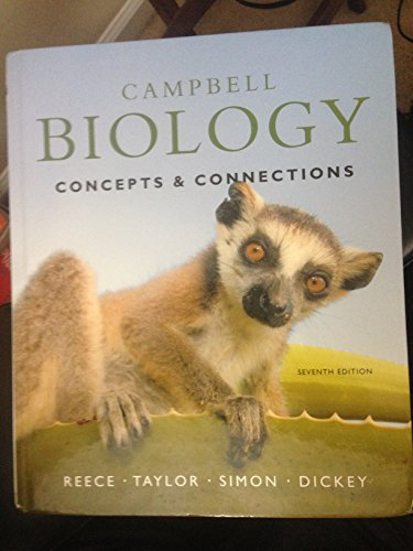 9780132492539: Campbell Biology - Concepts & Connections (7th edition)