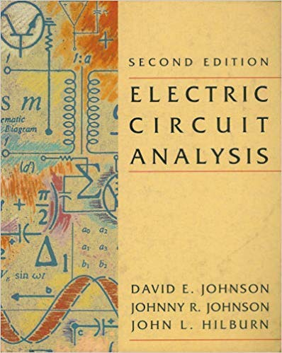 Electric Circuit Analysis: David E. Johnson,